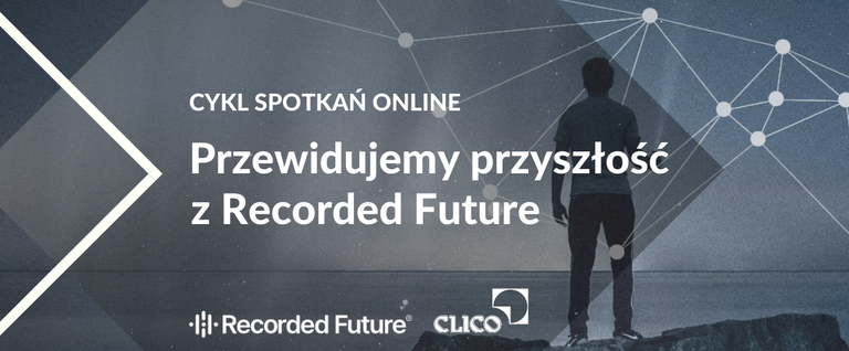 Cykl spotkań online Recorded Future